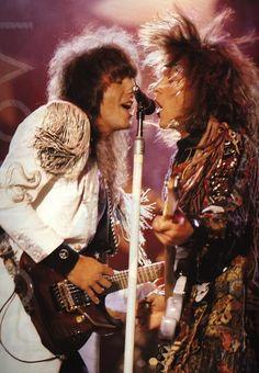 Jon and Richie