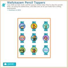 http://www.nickjr.com/printables/wallykazam-pencil-topper.jhtml