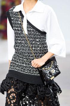 Chanel Spring 2014 * Details