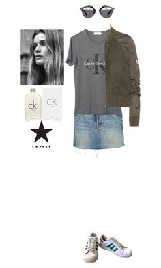 """""""CK spring promo"""" by dantevandenabeele ❤ liked on Polyvore featuring beauty, Mother, adidas, Christian Dior, Calvin Klein and Rick Owens"""