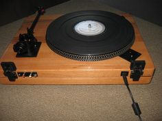 DIY Turntable - Graham Slee Audio Forum | HiFi System Components - Page 1