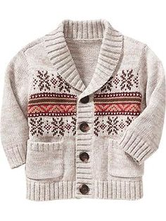 Fair Isle Cardigans for Baby | Old Navy Sweaters for 3-9 months