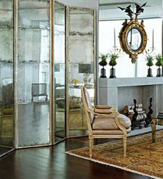 mirrored panels - Google Search