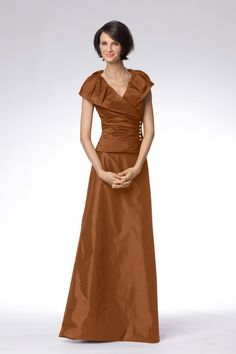 MM *Just bought this in midnight blue with sleeves- this is the one. Mother of the groom dress!
