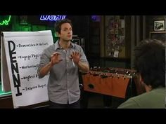 The DENNIS System. A work of sheer genius by Its Always Sunny in Philadelphia