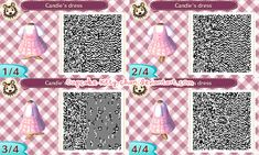 QR Code: Candie's Dress by Cupcake-Kitty-chan