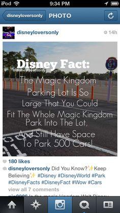 talk about your trunk space Disney Land, Disney Magic, Walt Disney World, Disney Trivia, Disney Fun Facts, Disney Stuff, Disney Movies, Disney Pixar, Disneyland Secrets