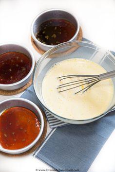5 ingredient Flan recipe - Lovemade Handmade