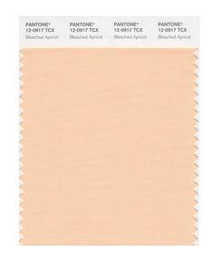 Pantone Smart Swatch 12-0917 Bleach Apricot