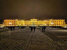 ITAP of Schönbrunn Castle (Schloss Schönbrunn) in Vienna http://ift.tt/2hac7Mt