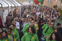 Scuola agitata, la manifestazione ad Ancona