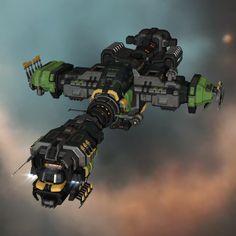 Porpoise (O.R.E. Industrial Command Ship) - EVE Online ships