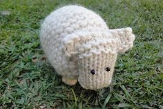 Ravelry: Merino Sheep pattern by Dana Biddle
