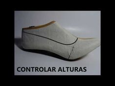 Make Your Own Shoes, Shoe Pattern, All About Shoes, Pattern Making, Leather Shoes, Baby Shoes, Slippers, Footwear, Heels