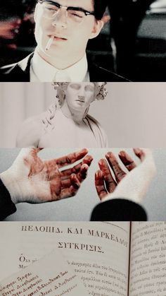 The Secret History. Donna Tartt. Henry Winter. #TheSecretHistory