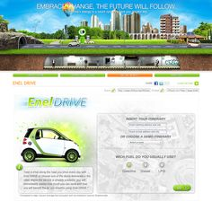 Enel Drive Widget