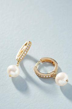 ba366bfc7dd630 Tess + Tricia Little Treasures Hoop Earrings Anthropologie Shoes, Jewelry  Branding, Boho Outfits,