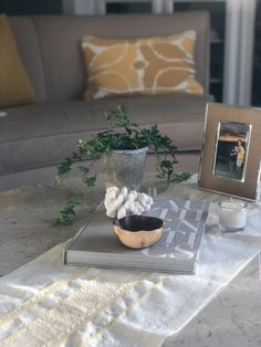 Project Design -Style The Perfect Coffee Table - Northern California Style