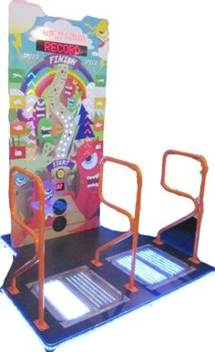 iRun Kids Running Simulator Arcade Game From Imply Arcade Games For Sale, Games For Fun, Arcade Game Machines, Arcade Machine, Toddler Party Games, Arcade Room, Indoor Play Areas, Game Tickets, Kids Running