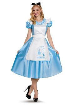 Alice in Wonderland Costumes ideas for the 2015 Halloween costume season. Description from costume-depot.com. I searched for this on bing.com/images