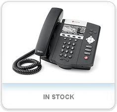 Polycom SoundPoint® IP 450 HD Voice Phone