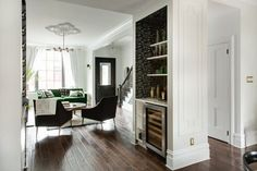 House Tour: A Classic Brooklyn Brownstone's Modern Reno | Apartment Therapy