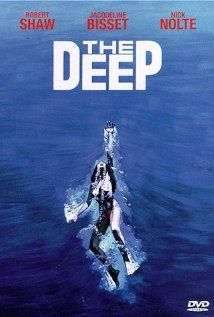 The Deep Adventure, Mystery, Thriller - Jacqueline Bisset, Nick Nolte… Blockbuster Movies, Hd Movies, Movies To Watch, Movies Online, Horror Movies, Movie Tv, Jacqueline Bisset, Louis Gossett Jr, Adventure Of The Seas