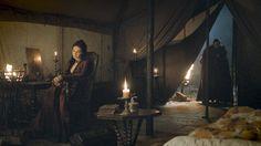"""Melisandre & Jon (6x9 """"Battle of the Bastards"""")"""