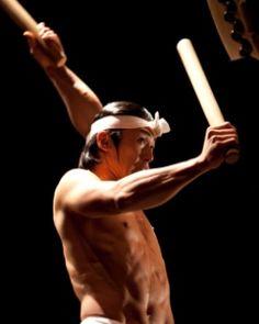 Kodo Taiko Performance, Bunkyo Civic Hall, Tokyo