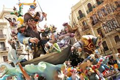 Las Fallas de Valencia