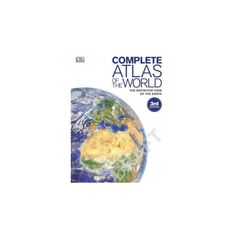 Complete Atlas of the World (Revised) (Hardcover)