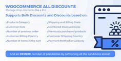 Woocommerce All Discounts & Deals - Wholesale, Bulk, Categories - https://codeholder.net/item/wordpress/woocommerce-all-discounts-deals