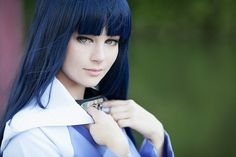 hinata contact lenses for cosplay - Google Search