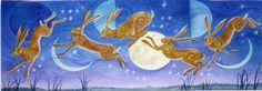 hare headed goddess - Google Search