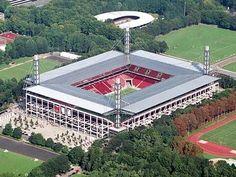 RheinEnergie Stadium - 1. FC Koln, Germany
