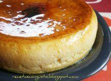 Tarta de queso (microondas)