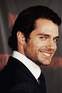 Henry Cavill...he could be Christian Grey, Gideon Cross, Professor Gabriel Emerson OR Ethan Blackstone.  LOL