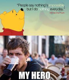 My hero  #funny #humor
