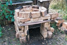 Wood Fired Kiln Plans | ... Making a Wood-Fired Kiln and Firing with Wood Available for Download