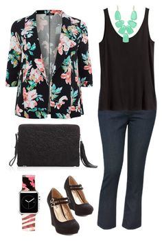 516afd96949 by plussizesimple ❤ liked on Polyvore Fat