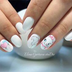 """435 Likes, 2 Comments - Идеи для ногтей  (@ideas_for_nail) on Instagram: """"Мк от @lelikserkova  #красивыеногти #обратныйфренч #маникюрблеск #дизайнногтей #нейларт #нейлдизайн…"""""""