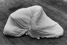 SLEEPING PLACE  Antony Gormley