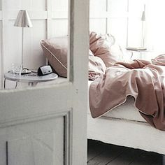 pink-duvet by {this is glamorous}, via Flickr