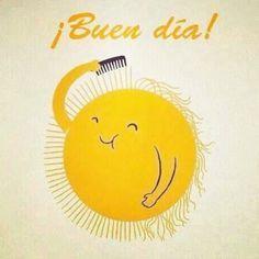 ¡Que tengáis una bonita semana! #buen #día #mensaje #bonito #alegre #feliz #lunes