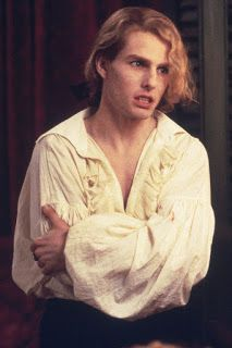 Lestat de Lioncourt (Tom Cruise): Interview with the Vampire: The Vampire