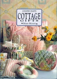 Cottage Gifts - Farida Efimova - Picasa Web Albums... FREE BOOK, PATTERNS AND INSTRUCTIONS!