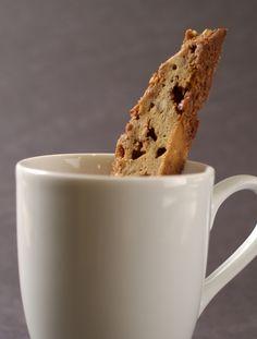 Brown Sugar Cinnamon Biscotti are the perfect companion to your coffee or tea!   Bake or Break
