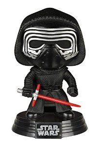 Pop! Star Wars: Kylo Ren: Funko Pop Star Wars: Amazon.co.uk: Toys & Games