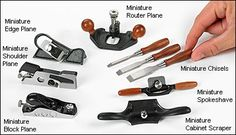Veritas® Miniature Spokeshave - Lee Valley Tools