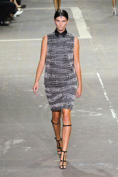 Alexander Wang - Spring/Summer 2013 | ELLE UK